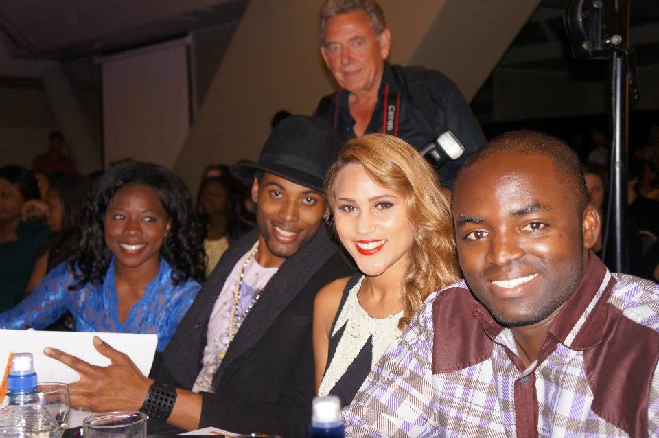 Kelvin Taylor - Miss Africa Auckland