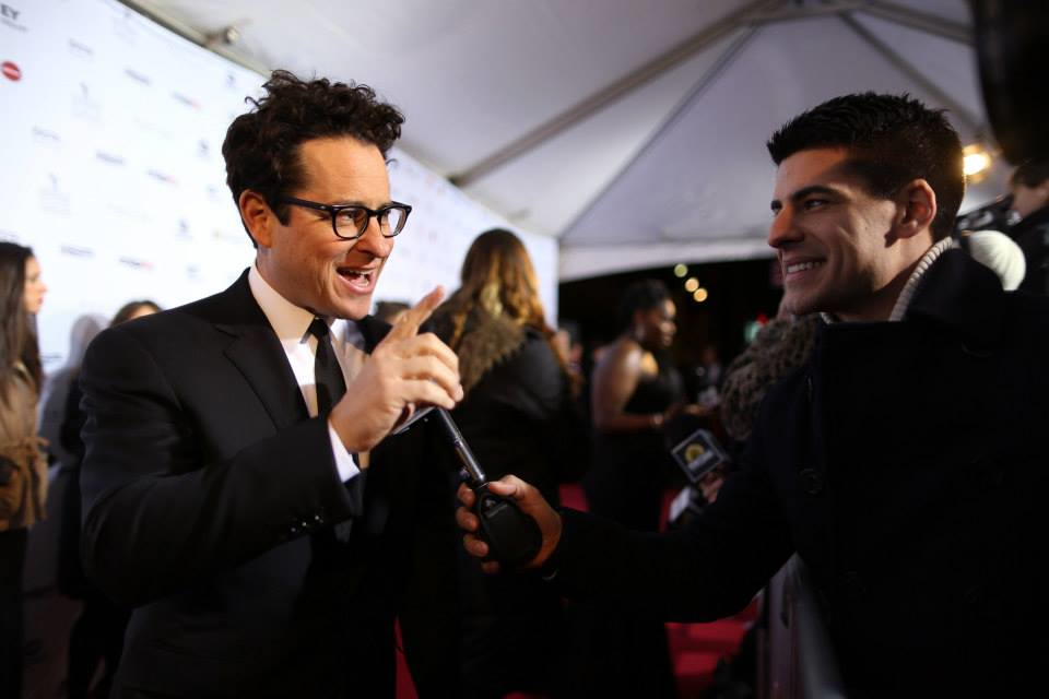 JJ Abrams redcarpet interview