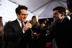 JJ Abrams redcarpet interview
