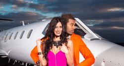 Kelvin Taylor - Lear Jet 12