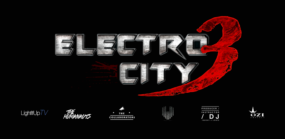 Electro City 3 - Movie Banner