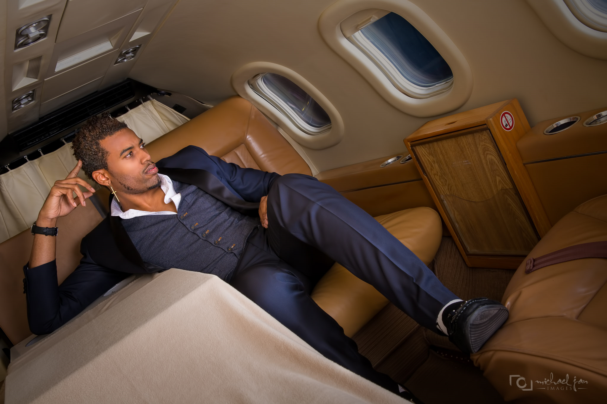 Kelvin Taylor - Lear Jet 5