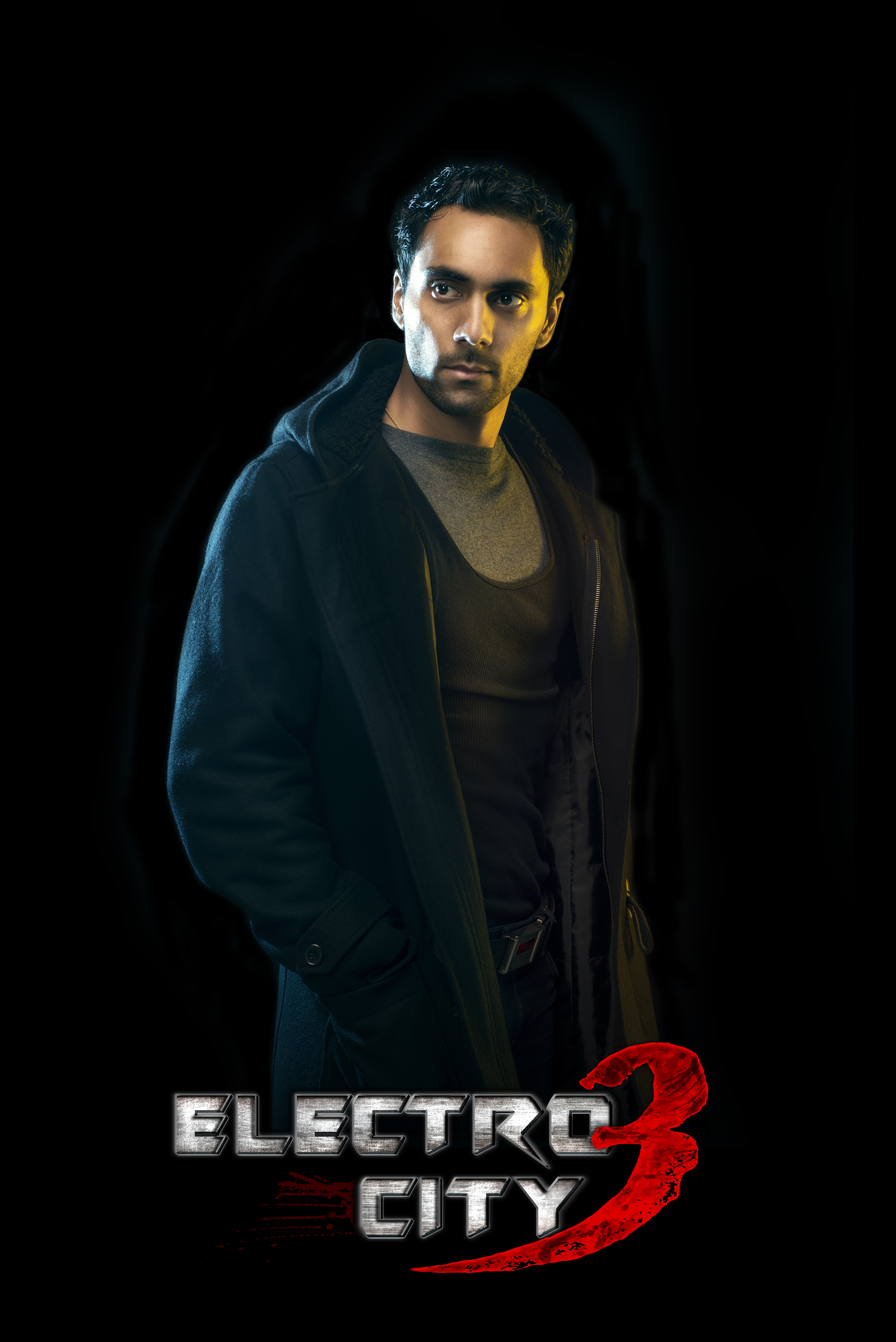 Electro City 3 - Draven