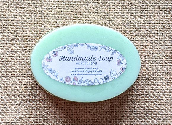Cool Cucumber 3 oz. Soap