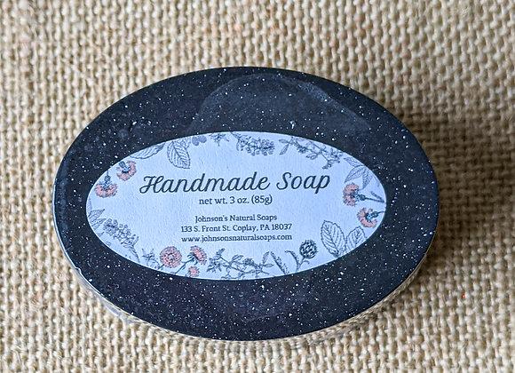 Tea Tree & Charcoal Soap 3 oz.