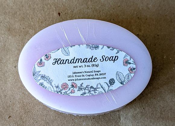 Lavender Peach Buttermilk Soap 3 oz.