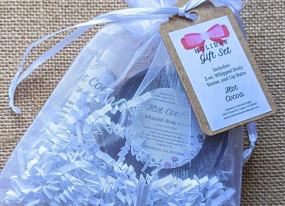 Body Butter & Lip Balm Gift Set