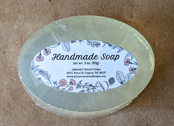 Aloe & Olive Oil Soap 3 oz.
