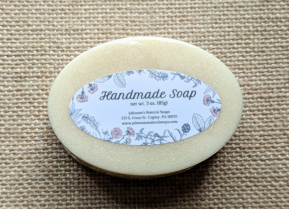 Sandalwood & Bourbon 3 oz. Soap