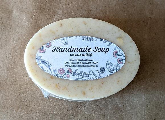 Oatmeal Soap 3 oz.
