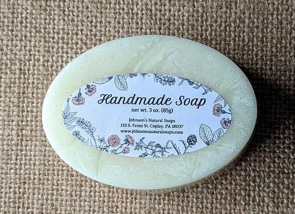 Lemon Rosewater Soap 3 oz.