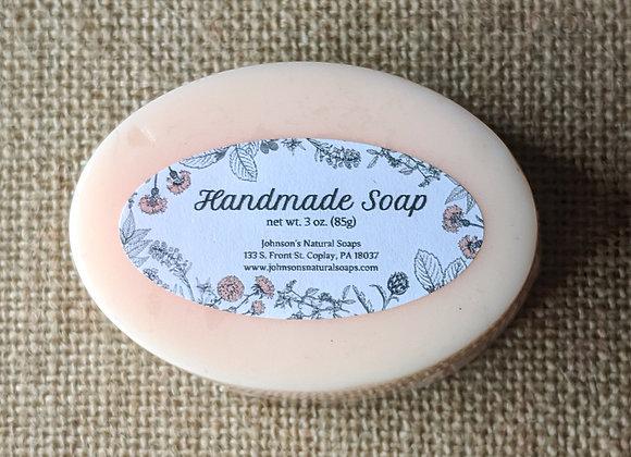 Peach Hibiscus Soap 3 oz.