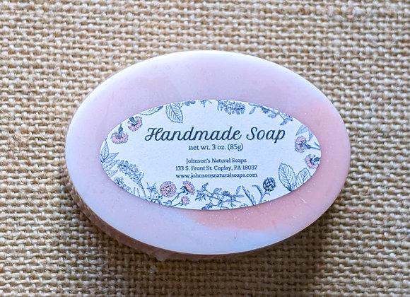 Candy Cane Soap 3 oz.