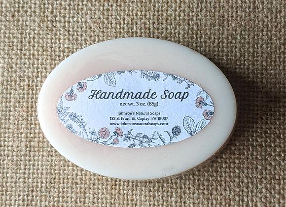 Grapefruit & Mint Soap 3 oz.