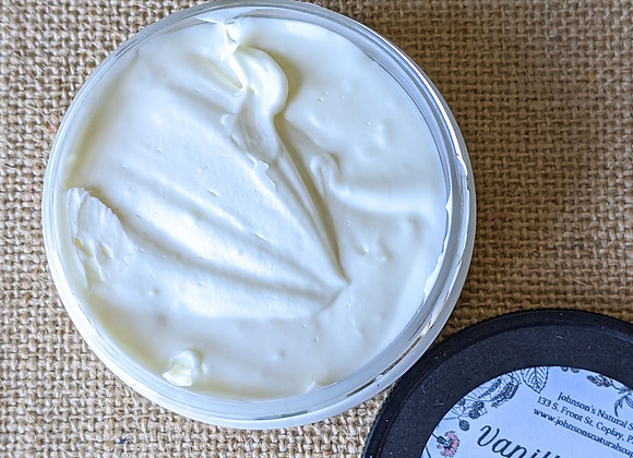 Winter Whipped Body Butter