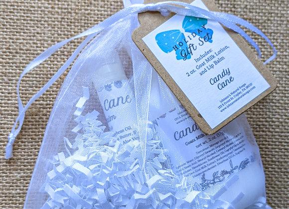 Lotion & Lip Balm Gift Set