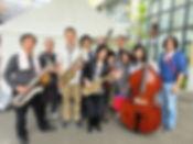 Students of Sapporo Jazz Workshop:Ben Ja