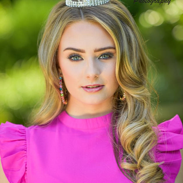 Miss Kentucky Outstanding Teen 2019, Landry Feldmeier