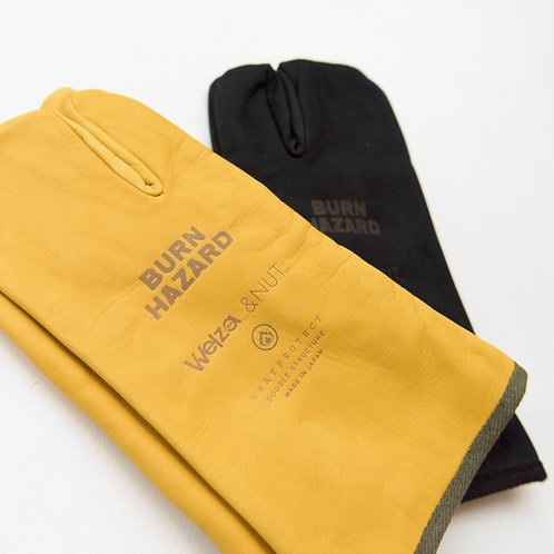 Leather Camp Gloves