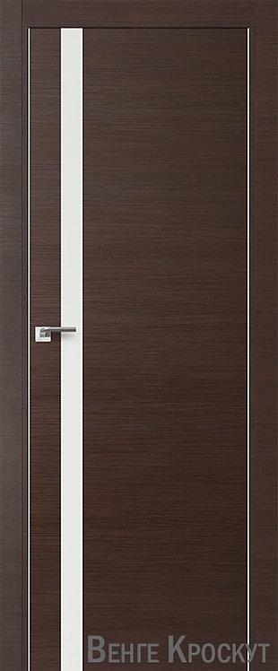 Дверь м/к 6 Z Венге Кроскут