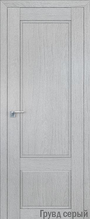 Дверь м/к 2.30XN Грувд серый
