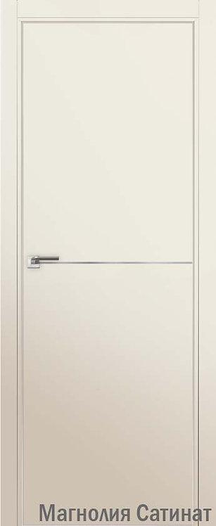 Дверь м/к 12 E Магнолия сатинат