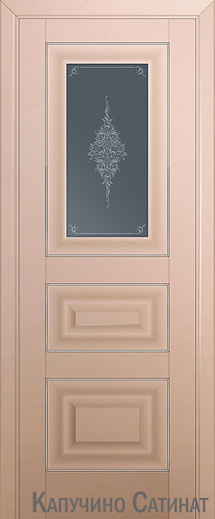 Дверь м/к 26 U Капучино сатинат