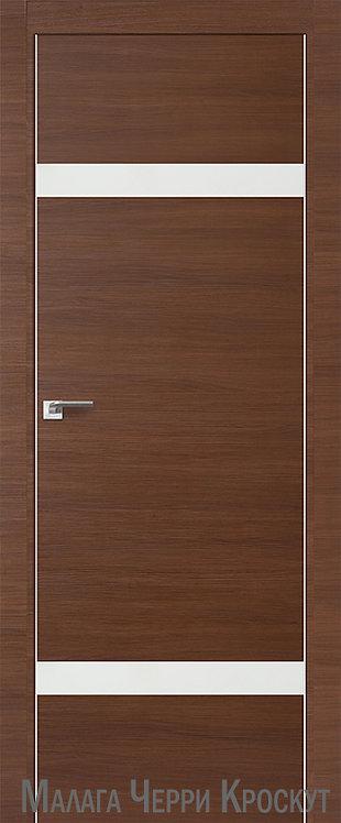 Дверь м/к 3 Z Малага Черри Кроскут