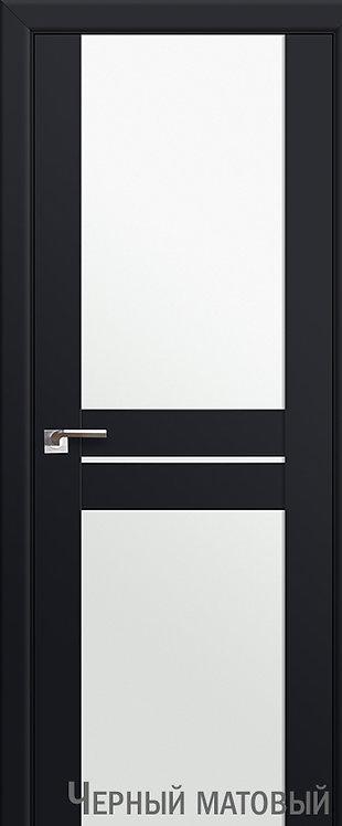 Дверь м/к 10 U Черный матовый