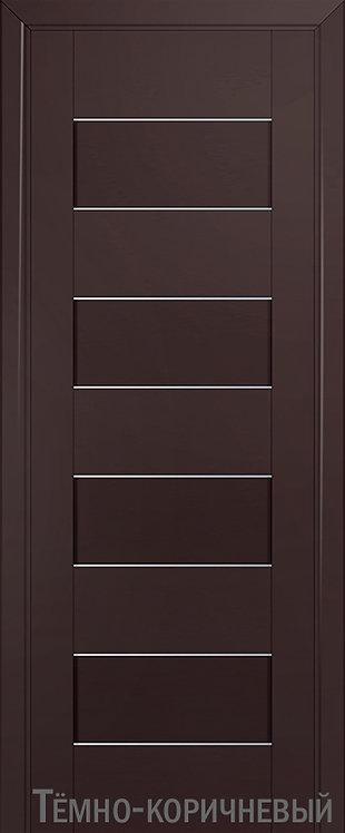 Дверь м/к 45 U Темно-коричневый