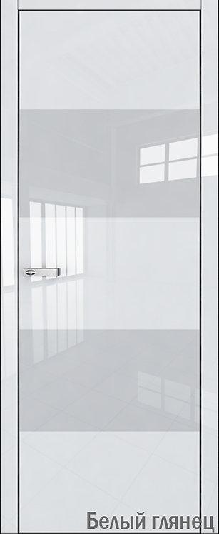 Дверь м/к 2VG Белый глянец