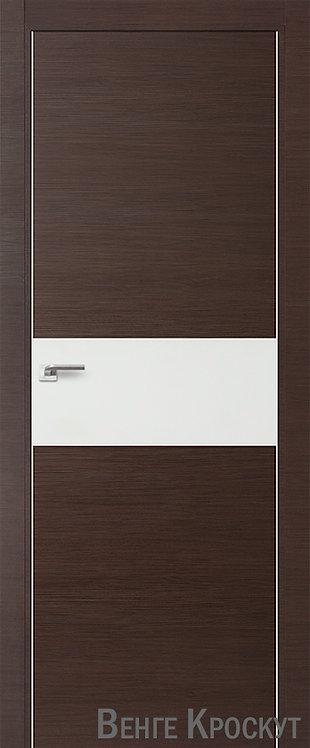 Дверь м/к 4 Z Венге Кроскут