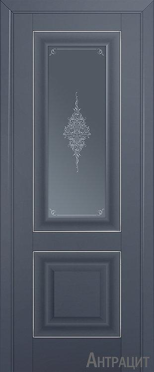 Дверь м/к 28 U Антрацит