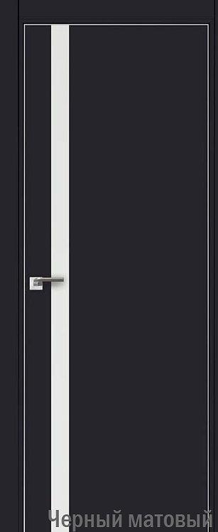 Дверь м/к 6 E Черный матовый