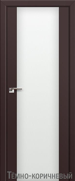 Дверь м/к 8 U Темно-коричневый