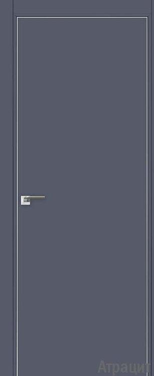 Дверь м/к 1 E Антрацит
