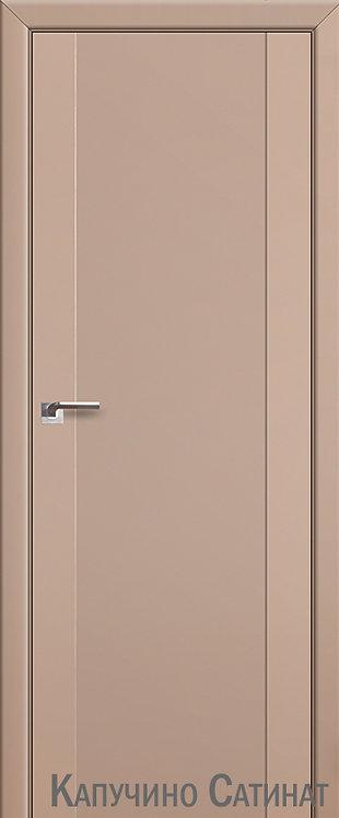 Дверь м/к 20 U Капучино сатинат