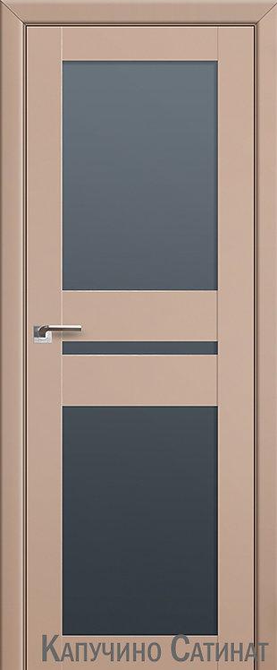 Дверь м/к 70 U Капучино сатинат