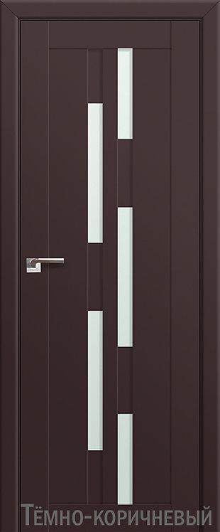 Дверь м/к 30 U Темно-коричневый