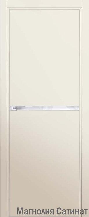 Дверь м/к 11 E Магнолия сатинат