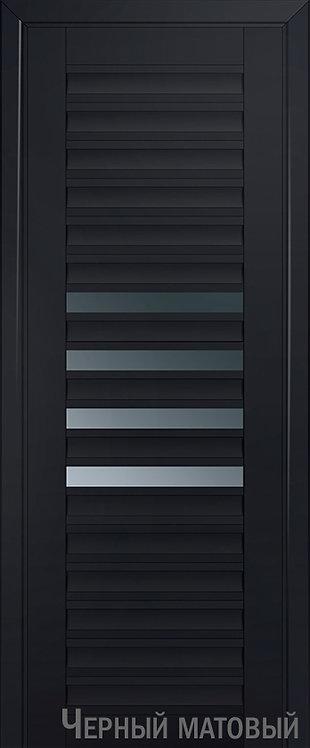 Дверь м/к 55 U Черный матовый