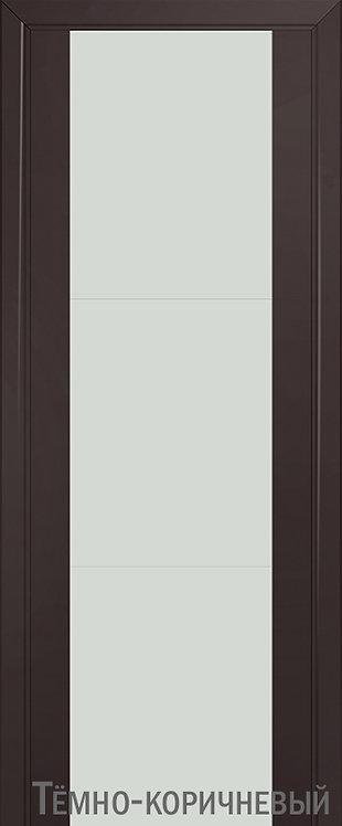 Дверь м/к 22 U Темно-коричневый