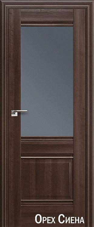 Дверь м/к 2 Х Орех Сиена