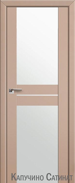Дверь м/к 10 U Капучино сатинат
