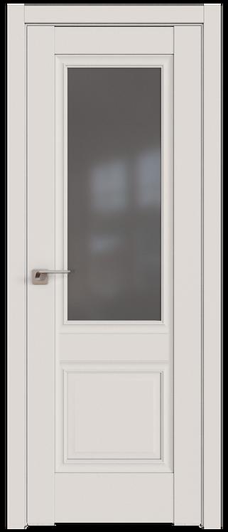 Дверь м/к 2.37 U ДаркВайт