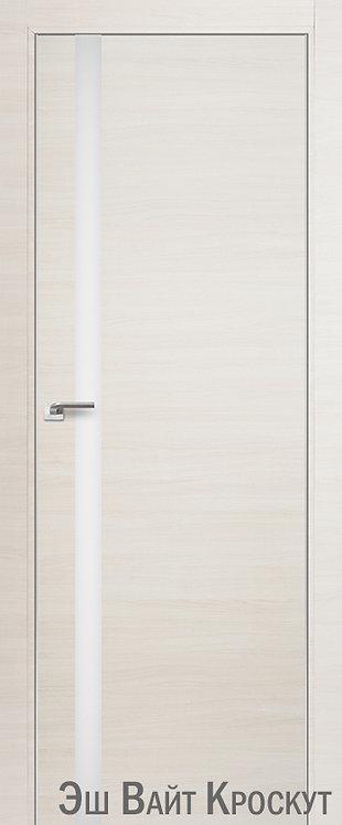 Дверь м/к 17 Z Ясень белый кроскут