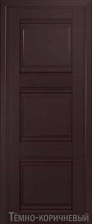 Дверь м/к 3 U Темно-коричневый