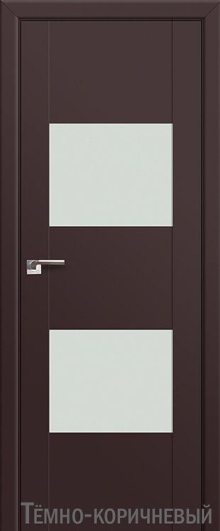 Дверь м/к 21 U Темно-коричневый