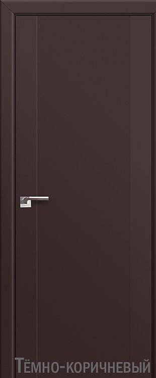 Дверь м/к 20 U Темно-коричневый