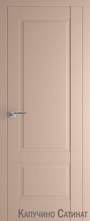 Дверь м/к 105 U Капучино сатинат